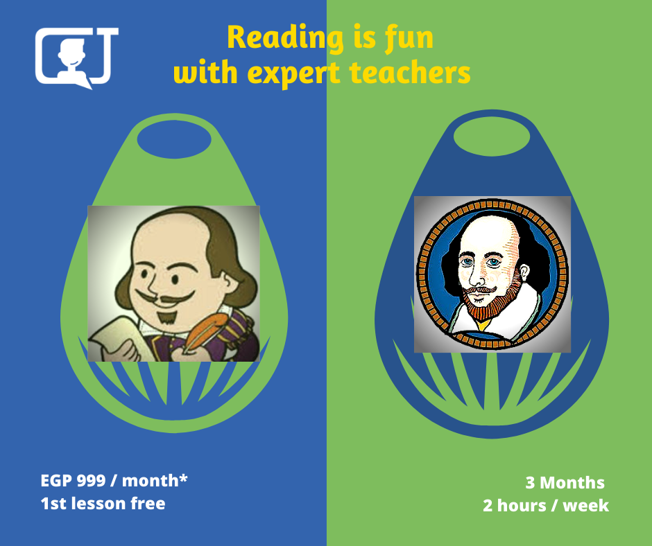 Budding Shakespeare Reading Club: For ages 6 - 12 years